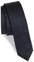 The Kooples Men's Floral Silk Skinny Tie