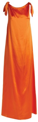 BERNADETTE Silk Wendy Maxi Dress