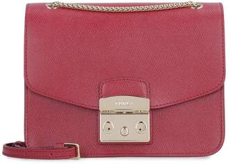 Furla Metropolis Leather Crossbody Bag