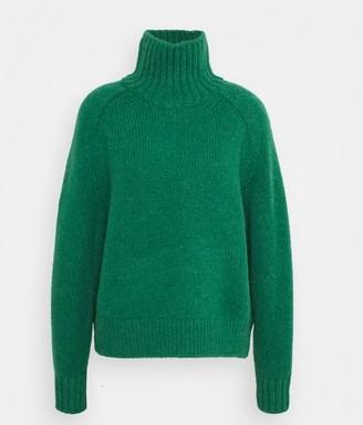 Closed Royal Baby Alpaca Sweater - alpaca wool | wool | green | medium - Green/Green