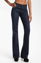 Citizens of Humanity 'Amber' Mid Rise Bootcut Stretch Jeans (Dark Blue)