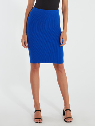 4SI3NNA the Label Becca Sweater Skirt