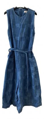 YMC Blue Denim - Jeans Jumpsuits