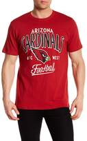 Junk Food Clothing Arizona Cardinals Kick Off Tee