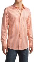 Robert Talbott Crespi IV Check Sport Shirt - Cotton, Long Sleeve (For Men)