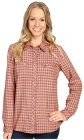 Royal Robbins Performance Flannel Plaid Long Sleeve