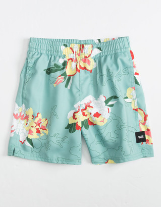 Vans Mixed Little Boys Volley Shorts (4-7)