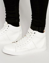 G-star Stanton Mono Hi-top Trainers