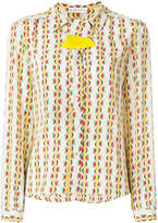 Etro psychedelic printed shirt