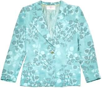 Ungaro Blue Polyester Jackets