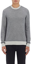 Theory Men's Blakes Wool-Blend Sweater-GREY