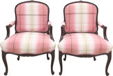 One Kings Lane Vintage Pair of French Fauteuils