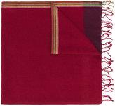 Paul Smith frayed scarf