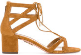 Aquazzura 'Beverly Hills' sandals - women - Leather/Suede - 36