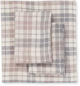 Belle Epoque Plaid Sheet Set