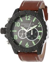 Android Men's AD642AKK Lefty Chronograph Rotating Bezel Watch
