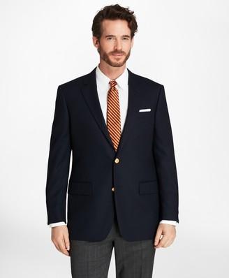 Brooks Brothers Madison Fit Doeskin Stretch Wool Blazer