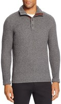 The Men's Store at Bloomingdale's Wool and Cashmere Blend Mockneck Sweater