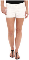 Lucky Brand The Cut Off in White Destructed
