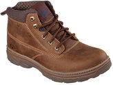Skechers Men's Relaxed Fit Resment Alento Boot