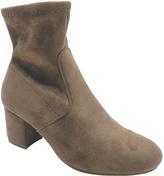 Wild Diva Taupe Anita Ankle Boot
