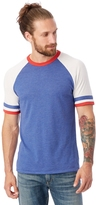 Alternative Slapshot Vintage Jersey T-Shirt