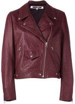 McQ by Alexander McQueen classic biker jacket