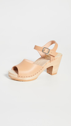 NO.6 STORE Erika High Heel Clogs