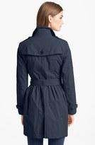 Burberry 'Eastcourt' Mid Length Trench Coat
