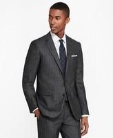 Brooks Brothers Milano Fit Herringbone 1818 Suit