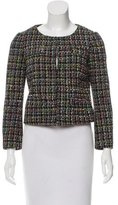 Moschino Cheap & Chic Moschino Cheap and Chic Wool Tweed Jacket