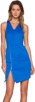 1 STATE V-Neck Bodycon Dress