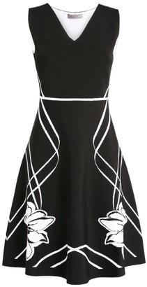 D-Exterior D.Exterior Stretch Knit Dress