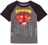 Superman Dc Comics Graphic-Print T-Shirt, Little Boys