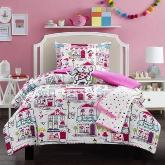 Chic Home Kid's City Comforter Set