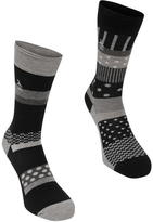 Original Penguin Socks 2 Pk Mens
