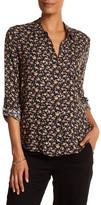 Soft Joie Floral Pocket Shirt