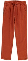 Caramel Baby & Child Carnelian Velvet Trousers