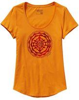 Patagonia Women's Sun Rose Cotton Scoop T-Shirt