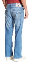 True Religion Flap Pocket Straight Leg Jean