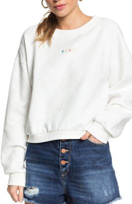 Roxy Sunset Session Logo Sweatshirt