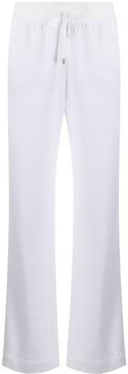 Loro Piana Linen-Blend Drawstring Trousers