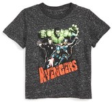 JEM Toddler Boy's The Avengers The Team Graphic T-Shirt