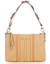 Gianni Bini Flower-Strap Shoulder Bag