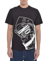 Evisu Number One Print T Shirt