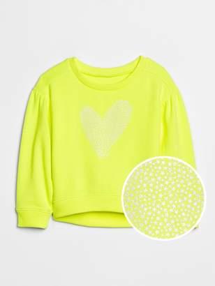 Gap Toddler Graphic Pullover Sweatshirt