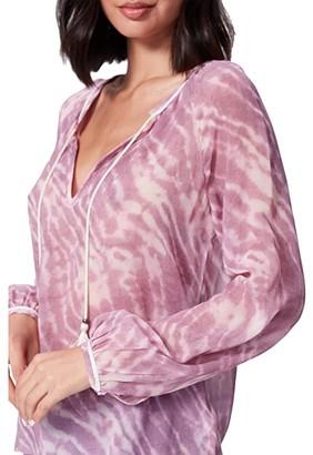 Paige Clarissa Top (Lilac Sachet) Women's Clothing