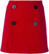 DSQUARED2 buttoned mini skirt
