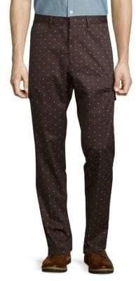J. Lindeberg Printed Casual Pants