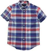 Ralph Lauren Short Sleeve Check Shirt